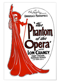 Premium poster The Phantom of the Opera