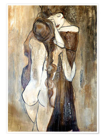 Poster  hommage schiele - Christin Lamade