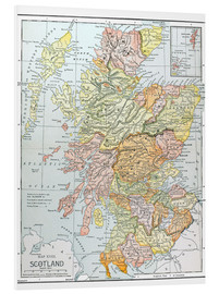Forex  Map: Scotland