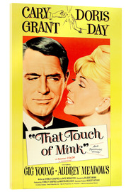 Acrylic glass  THAT TOUCH OF MINK, 1962