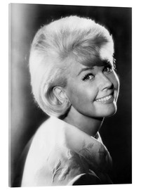 Acrylic print  That Touch of Mink, Doris Day, 1962