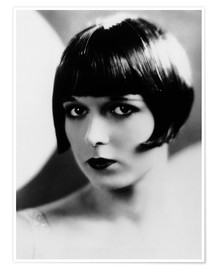 Premium poster Louise Brooks, ca. late 1920s