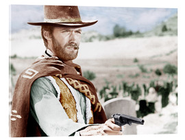 Acrylic print  The Good, the Bad and the Ugly