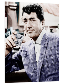 Forex  Dean Martin in a plaid jacket