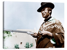 Canvas print  For a few dollars more