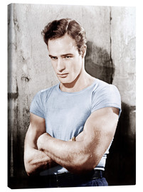 Canvas  A Streetcar Named Desire, Marlon Brando