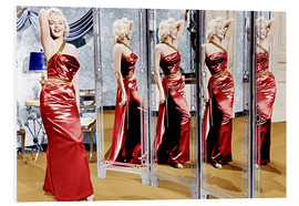 Forex  Marilyn Monroe in front of mirrors