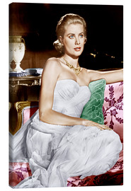 Canvas print  To Catch a Thief, Grace Kelly, 1955