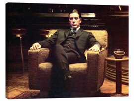 Canvas print  The Godfather II