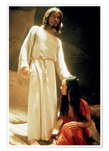 Premium poster Jesus Christ Superstar