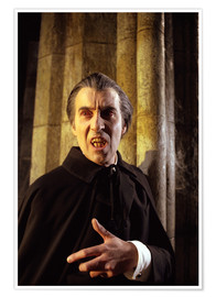 Premium poster  Taste the Blood of Dracula ?, Christopher Lee, 1970
