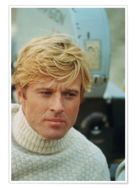 Premium poster THE WAY WE WERE, Robert Redford, 1973