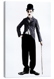 Canvas  Charlie Chaplin