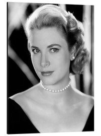 Aluminium print  Grace Kelly, 1953