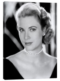 Canvas print  Grace Kelly, 1953