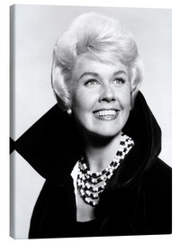 Canvas print  Doris Day, early 1960s