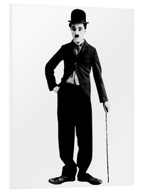 Forex  Charlie Chaplin with walking stick
