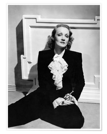 Premium poster Marlene Dietrich, ca. early 1940s