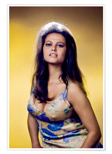Claudia Cardinale Posters And Prints Posterlounge Co Uk