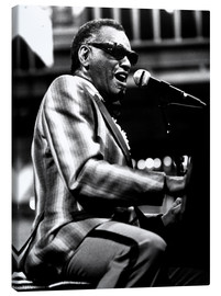 Canvas  Ray Charles