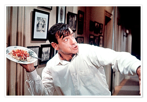 Premium poster The Odd Couple, Walter Matthau