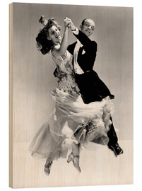 Wood  Rita Hayworth and Fred Astaire