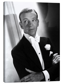Canvas  Fred Astaire