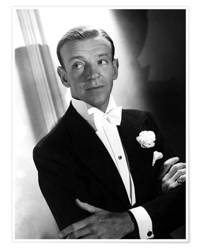 Premium poster Fred Astaire