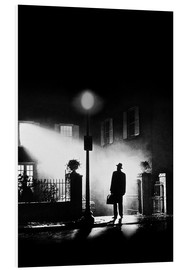 Foam board print  The Exorcist
