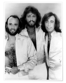 Premium poster The Bee Gees