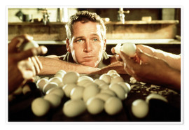 Premium poster  Paul Newman in Cool Hand Luke