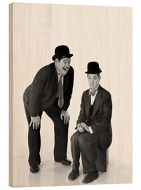 Wood  Laurel and Hardy
