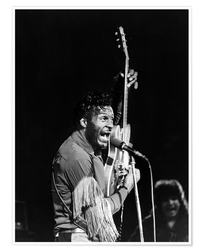 Premium poster Chuck Berry