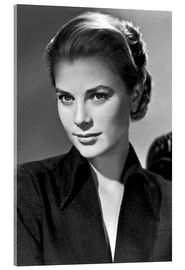 Acrylic print  Grace Kelly