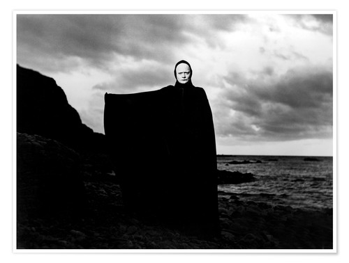 Premium poster The Seventh Seal