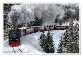 Steffen Gierok - Brocken Railway