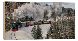 Wood  Brocken Railway Fotokurve4 - Steffen Gierok