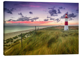 Canvas  Lighthouse List East (Elbow/Sylt) - Dirk Wiemer