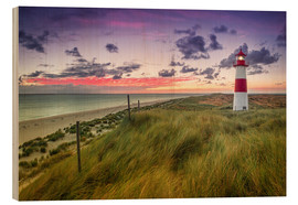 Wood  Lighthouse List East (Elbow/Sylt) - Dirk Wiemer