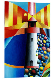 Acrylic print  Lighthouse Fish - Gerhard Kraus
