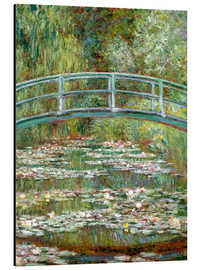 Claude Monet - the japanese bridge
