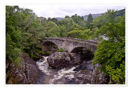 Karin Döling - Scotland Telfordbridge at Invermoriston