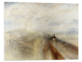 Forex  Rain, Steam and Speed - Joseph Mallord William Turner