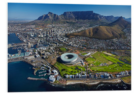 Forex  Aerial view of Cape Town Stadium - David Wall