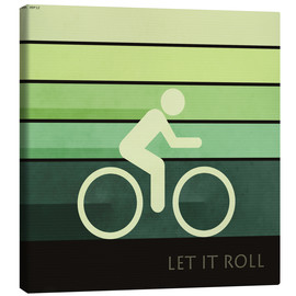 Canvas print  Let It Roll - Phil Perkins