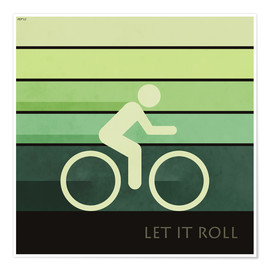 Poster Let It Roll