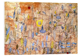 Forex  Sparsely leafy - Paul Klee