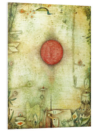Foam board print  Ad Marginem - Paul Klee