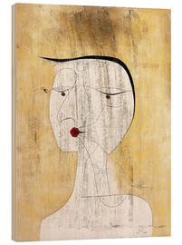 Paul Klee - Sealed Lady