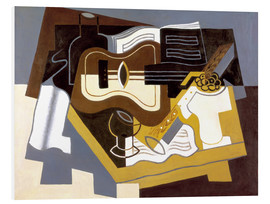 Forex  Guitar and clarinet - Juan Gris